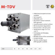 Multiportfordeler type M-TDV