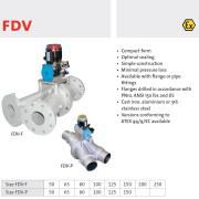 Tovejsfordeler type FDV oversigt