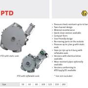 Tovejsfordeler type PTD oversigt