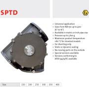 To-vejsfordeler type SPTD oversigt