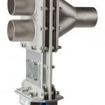 2-vejs fordeler ventil type Wye Line 2way fra Vortex - forhandles af Mespo