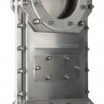 OrificeGate fra Vortex ventil for dosering, vakuum og tryk aplikationer